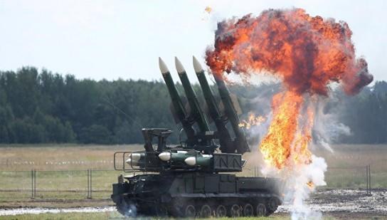 На Дальнем Востоке стартовали масштабные учения войск ПВО