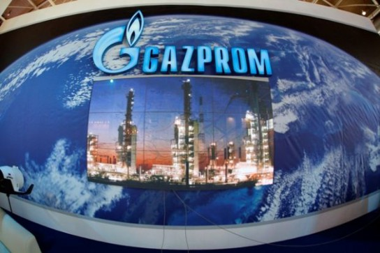 «Газпром» бьет рекорды по экспорту голубого топлива