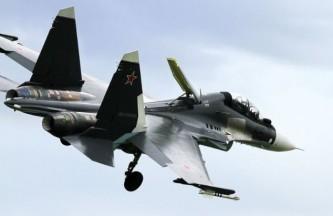 Российские Су-30 снова перепугали ВВС США в небе над Балтикой