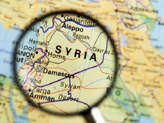 Франция приступила к разделу Сирии