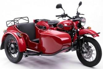 Российский мотоцикл «Урал» покорил Запад