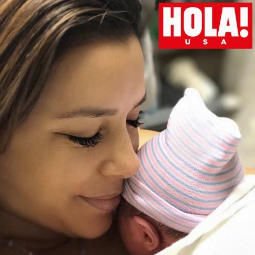 Ева Лонгория о рождении сына: «Семьи должны быть вместе»