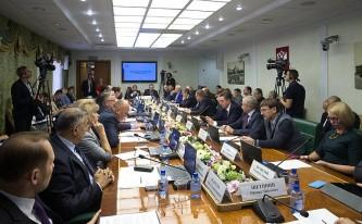 Важнейшие для Чукотки вопросы обсудили в Совете Федерации
