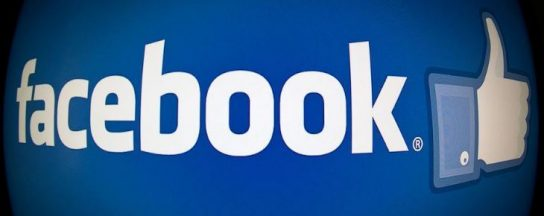 Сайт соцсети Фейсбук возобновил работу
