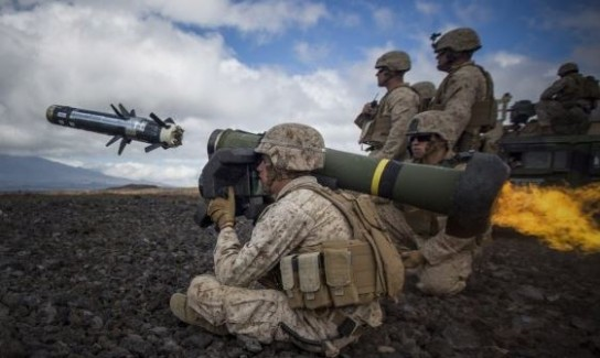 США запретили Украине использовать комплексы Javelin в Донбассе