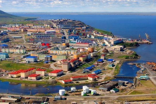 Новый резидент ТОР «Беринговский» займется клинингом в столице Чукотки