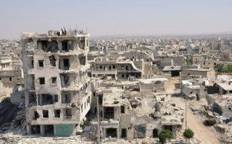 Западу пора платить за восстановление Сирии