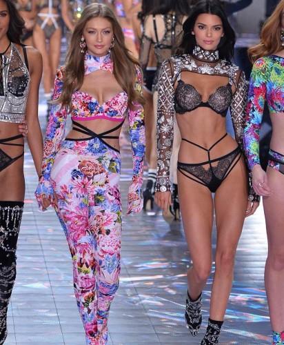 Кендалл Дженнер стала самой высокооплачиваемой моделью мира