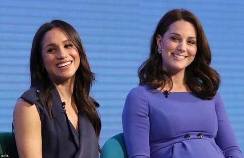 Кейт Миддлтон рассказала о беременности Меган и прозвище принца Уильяма