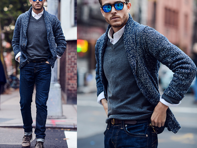 Трендовий чоловічий одяг по акційним цінам