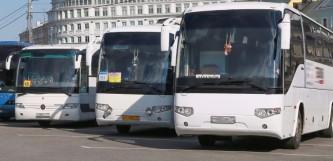 В центре Москвы организовали 14 мест для парковки туристических автобусов