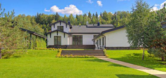 Загородная элитная недвижимость — поиск, осмотр объекта, подготовка документов и оформление сделки