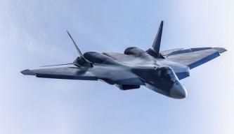 Всё о Су-57 в видео за 90 секунд