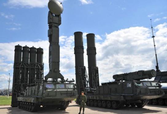 Запад огорчен наличием у России С-400 и С-500