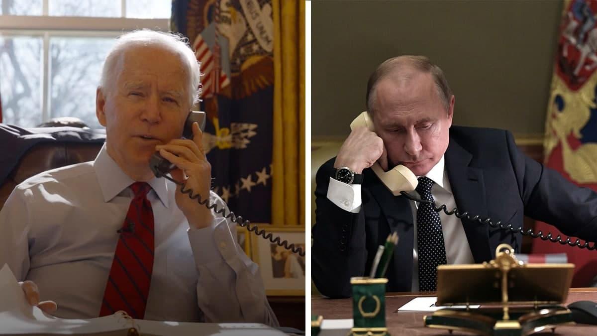 Байден старается перехитрить Путина