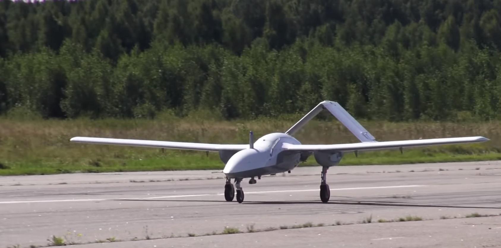 Российские беспилотники смогут долетать до Португалии, США и Канады