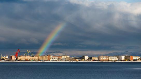 В самом северном городе России — самый благоприятный инвестиционный климат на Чукотке