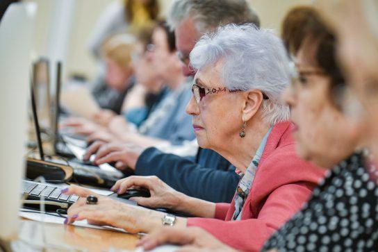 Команда Чукотки поборется за победу в финале Всероссийского чемпионата по компьютерному многоборью среди пенсионеров