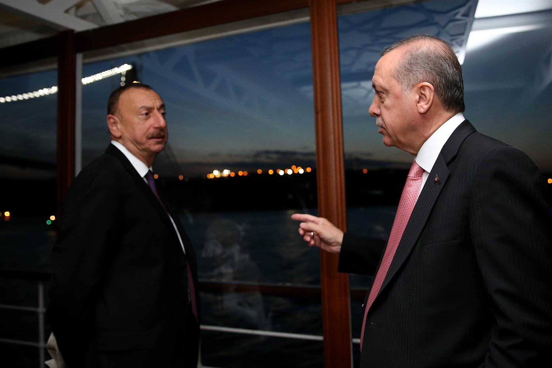 Азербайджан оказался под управлением Турции