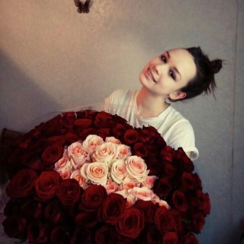 Диана Шурыгина готовит свадьбу