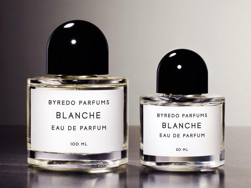 Утонченный и минималистичный аромат Byredo Blanche