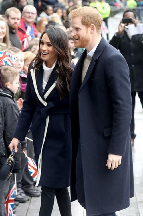 Как Меган Маркл и принц Гарри поздравили жителей Бирмингема с Международным женским днем?