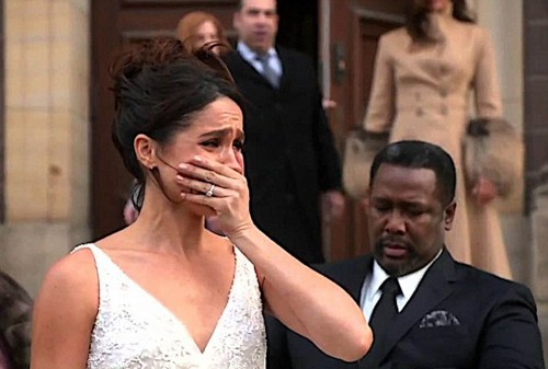 Экранный отец Меган Маркл рассказал об ее отношениях с принцем Гарри