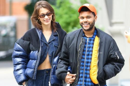 Белла Хадид и The Weeknd решили съехаться