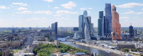 Москву признали лидером среди городов будущего Европы
