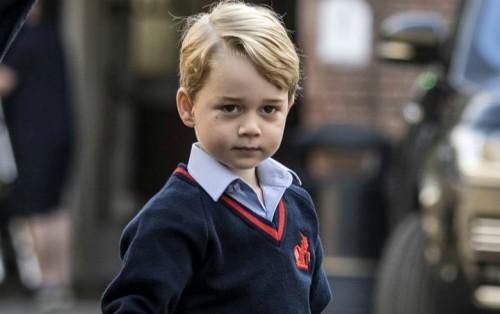 Сын принца Уильяма и Кейт Миддлтон не заинтересован в престоле и хочет стать полицейским