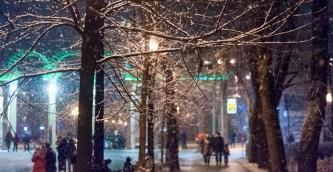 Крещение в Москве пройдет с метелью и гололедом