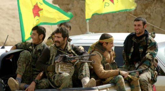 Турция осудила помощь Франции экстремистским группировкам курдов
