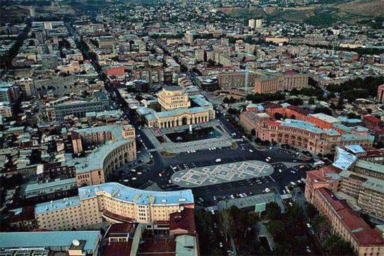 Цветная революция в Армении организована Джорджем Соросом