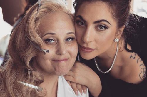 Леди Гага поздравила покойную подругу с днем рождения