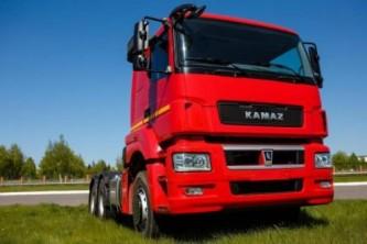 В России проходят испытания первого беспилотного грузовика КамАЗ