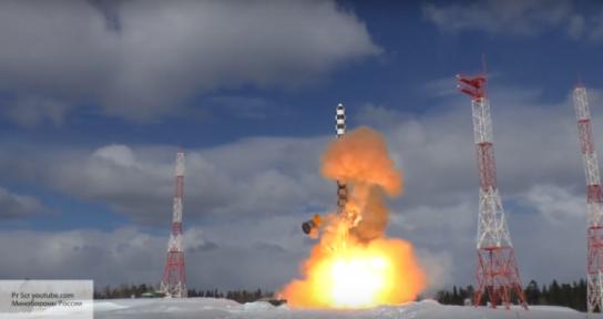 «Сармат» готов встать на вооружение ВС РФ