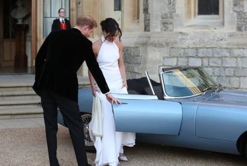 Как прошла свадебная вечеринка Меган Маркл и принца Гарри?