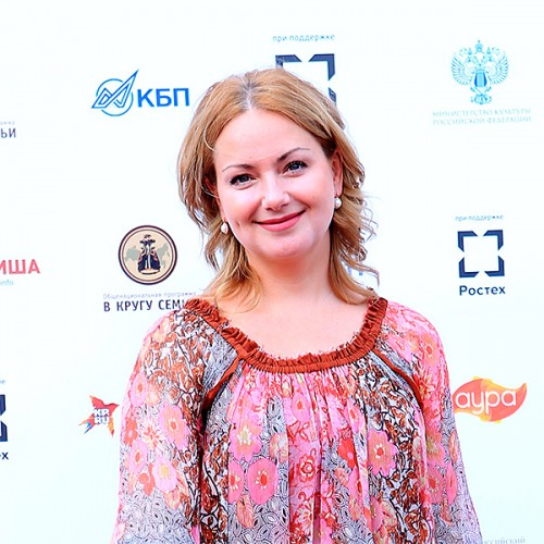 Ольга Будина посвятила себя благотворительности