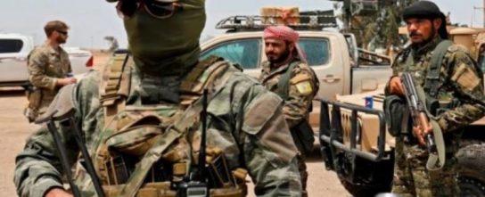 Курдские «гангстеры» грабят мирное население Ракки