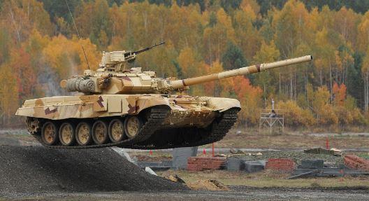 NI сравнил российский Т-90, китайский Тип 99 и американский «Абрамс»