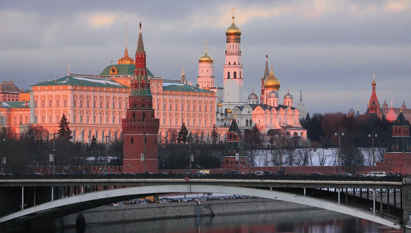 Российские женщины штурмуют Кремль