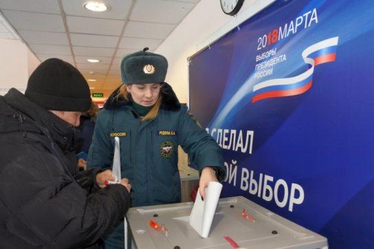 Президентские выборы в России должны послужить примером для демократического Запада