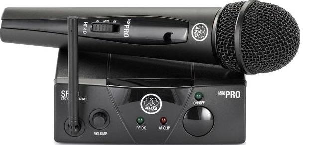 Аренда радиомикрофона по доступным ценам