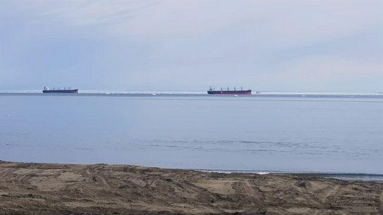 Навигация 2020 года началась в порту «Беринговский» на Чукотке