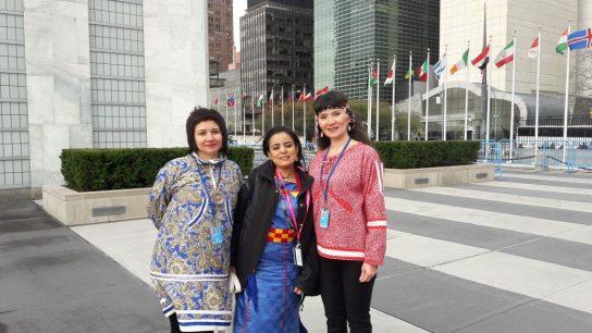 Чукотка выступила на международной арене ООН по вопросам коренных народов