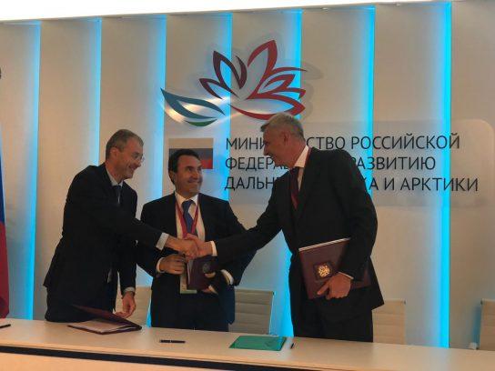 Чукотка объединила свою энергосистему с Магаданской областью