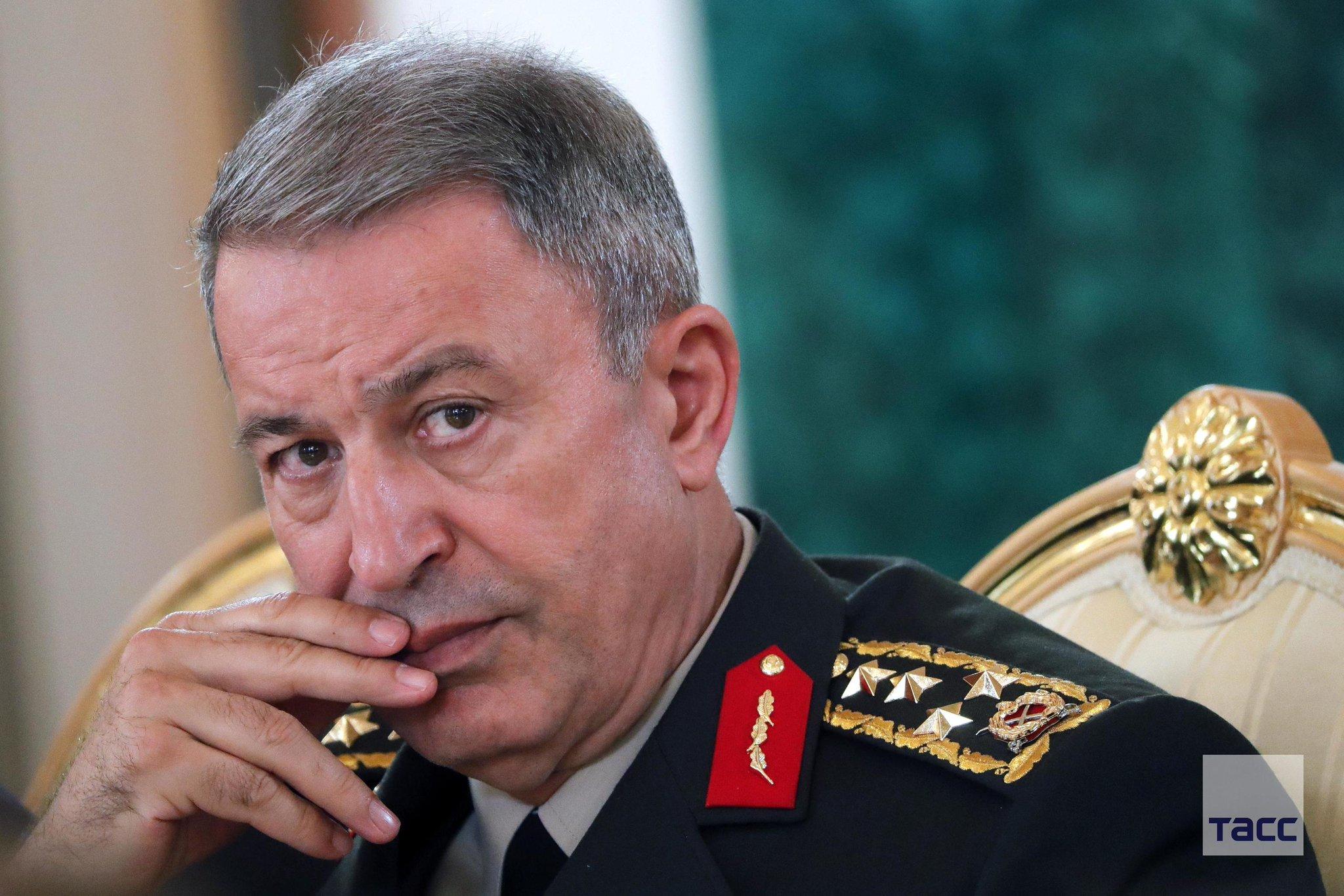 Министр обороны Турции в корне не прав