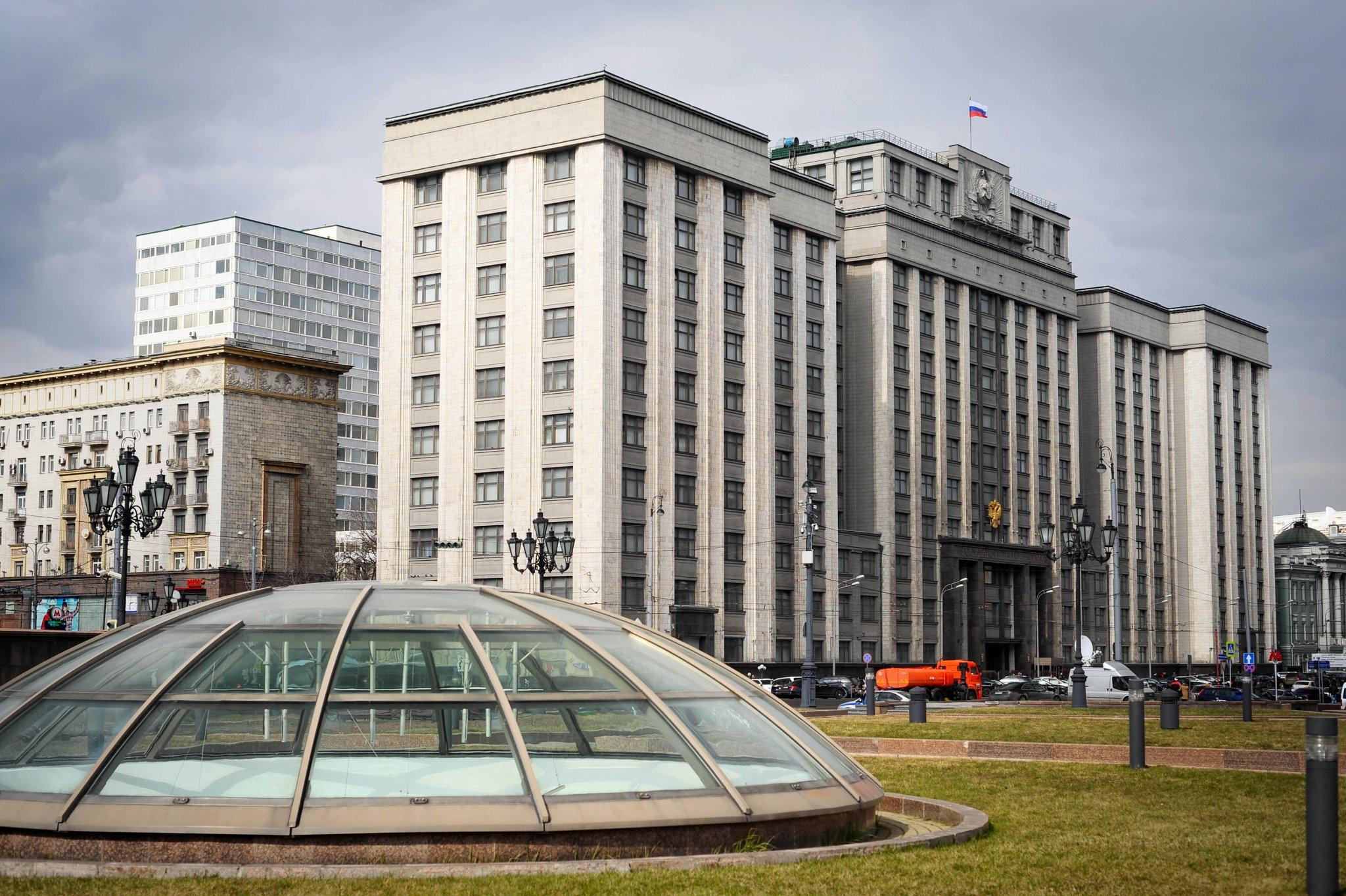 Депутаты рассмотрели поправки кабмина в Жилищный кодекс РФ