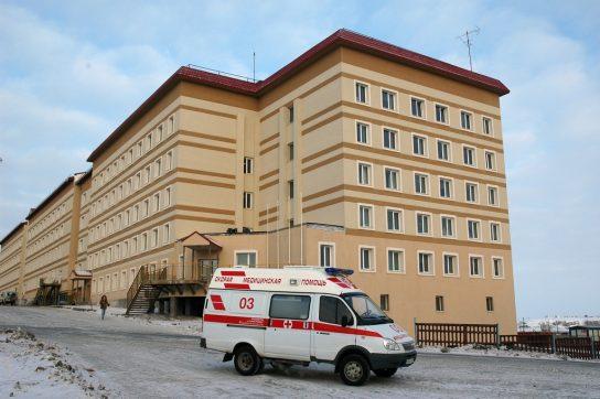 Строительству медицинской инфраструктуры в сёлах Чукотки уделяется особое внимание