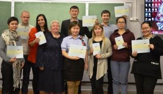 Молодежные лидеры прошли обучение в Чукотском филиале СВФУ